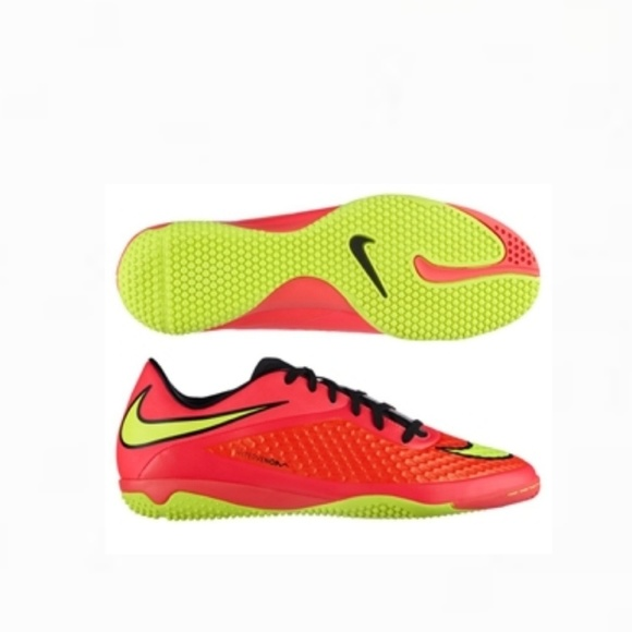 76c530c11 Nike Hypervenom Phelon Youth Indoor Soccer Shoes 6.  M 5a02633f2fd0b731b60454d8
