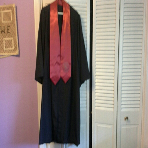 34% off Herff Jones Other University Of Phoenix Regalia   Poshmark