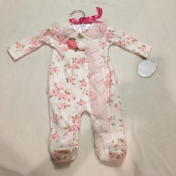 01c3af1fb2 Koala Baby Boutique floral sleeper