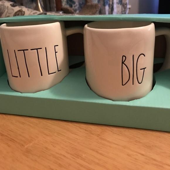 Mug Nwt Rae Coffee Little New Dunn Big Set Brand 35j4LqRA