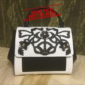 PRICE DROP! NWT - Guess Evette Satchel