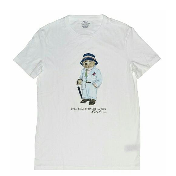 Ralph Lauren Other - Ralph Lauren limited edition Polo Bear t-shirt