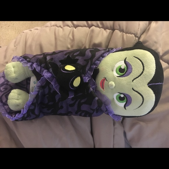 Authentic Original Disney Parks Maleficent Baby Nwt