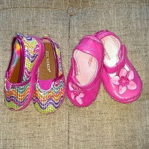 Other - 😍 Adorable Girls Shoes! Size: 5T  😍