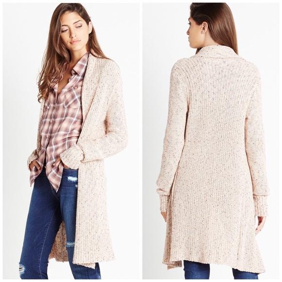 68% off BCBGeneration Sweaters - BCBGeneration Pop Yarn Oversized ...