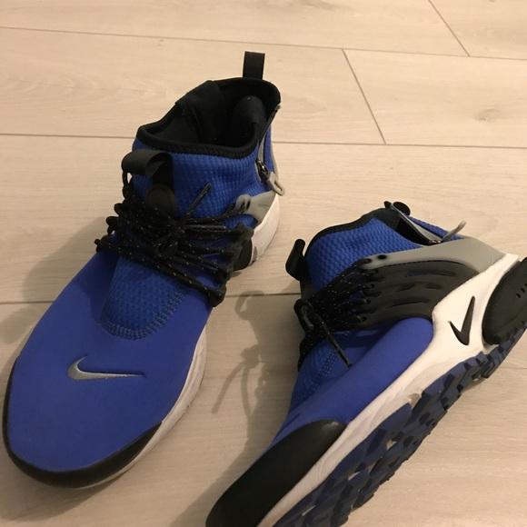 042785efd0c1 Men s Royal Blue Nike Air Presto Mid Utility. M 599658d02599fe8dde003540.  Other Shoes ...