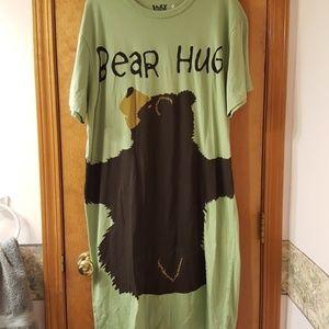 Intimates   Sleepwear - Bear Hug Night Shirt NWT 8d7b4f333