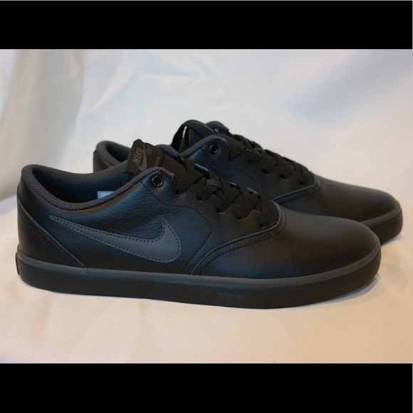 best sneakers 6354c ac806 Nike sb check solar prm leather sneakers
