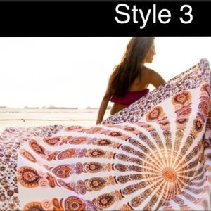 Other - India Mandala Tapestry Beach Blanket Wall Hanging