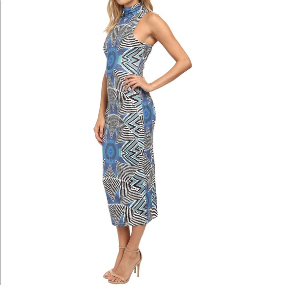 510827e670cb ... Blue Midi Dress. M 59966d29c6c7957d7a009a6a