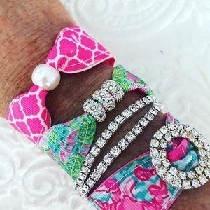 Lilly Pulitzer bracelet set