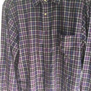 Jos A. Bank Men's (S) Button-Down Dress Shirt