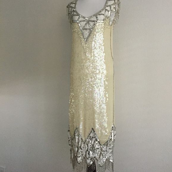 Dresses & Skirts - 1920's Gatsby Inspired Dress
