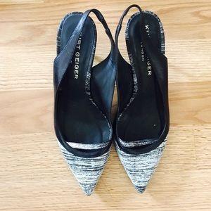 Kurt Geiger Printed Heels