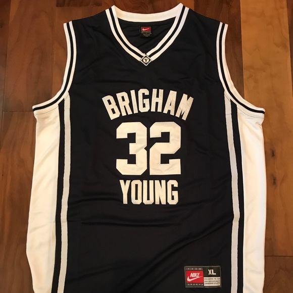 check out 6257e 08910 🔥Jimmer Fredette BYU Jersey🔥 RARE NWT