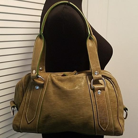 Miu Miu Bags   Sale Auth Made In Italy Satchel Handbag   Poshmark 23abfbb9a2