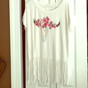 Cute and comfortable t-shirt!