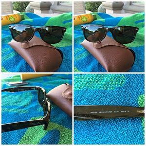 NEW Polarized Ray Ban Sunglasses