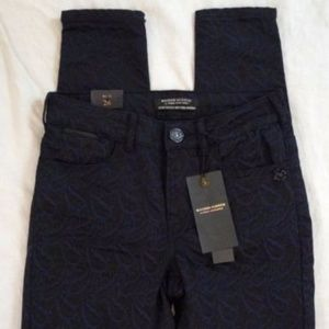 Maison Scotch Skinny Paris Nights New York Morning