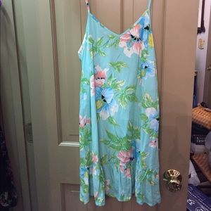 Chloe K Floral Mini Sundress