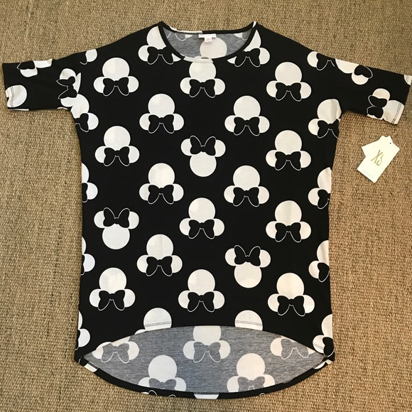DISNEY Really Cute MINNIE MOUSE Tunic Top NWT