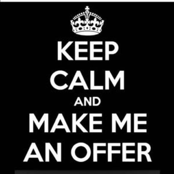 Other - Make me an offer! I don't bite!