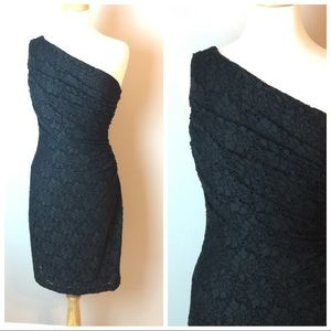 Amazing Bodycon Lace Ralph Lauren Party Dress