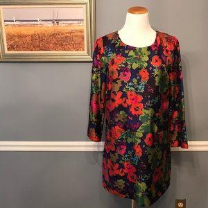 [J. Crew] Ashbury Floral Jules Dress