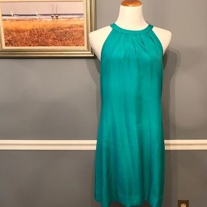 [J. Crew] Factory Circle Neck Dress