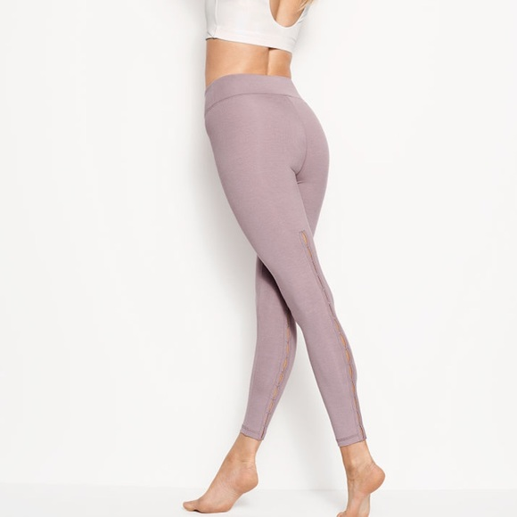 large sélection mode de vente chaude premier taux Victoria Sport Anytime Cotton High-rise Legging