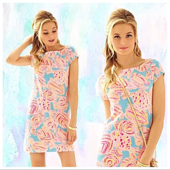 041e7376d92843 Lilly Pulitzer Dresses | Loren Boatneck Dress Nwt | Poshmark