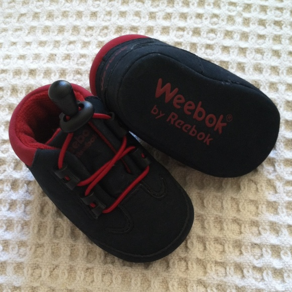 Size Weebok Baby Shoes Few Flaws