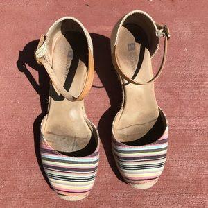 Shoes - WHITE MOUNTAIN - espadrilles Size 7.5