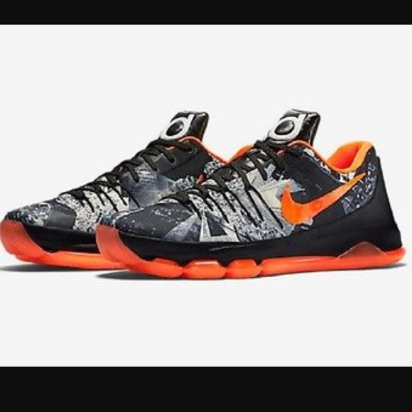 outlet store 58875 12471 Nike KD 8 Limited Edition Opening Nights Shoes. M 5997338ffbf6f9ddd9026a21
