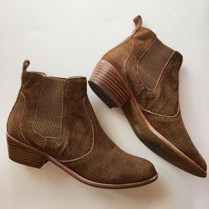 Gap Suede Chelsea Boots