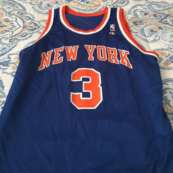 buy popular a773d efab4 John Starks jersey - #3 NY Knicks