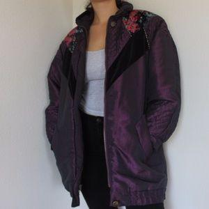 Vintage Puff Coat/ Jacket