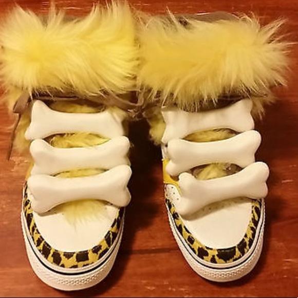 adidas Shoes | Jeremy Scott Fur Bone