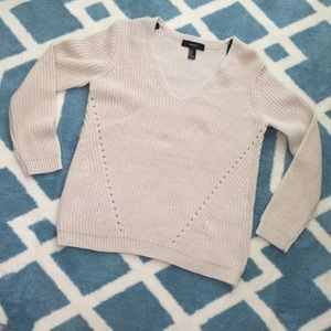 Forever 21 V-Cut Sweater