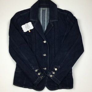 J. Jill Denim Jacket