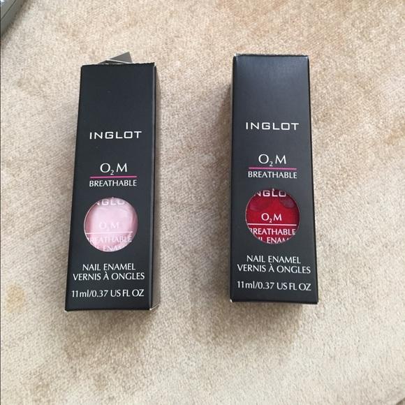 inglot Makeup | O2m Nail Polish | Poshmark