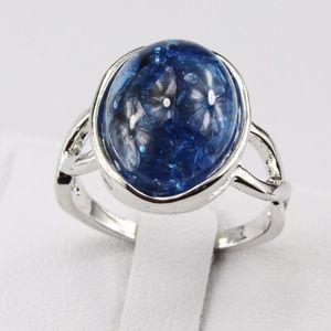 Jewelry - Amber Gemstone Fashion New Ring size 10