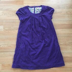 Mini Boden Purple Dress