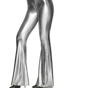 """Silver Flare """"Night Out"""" Bell Bottoms"""