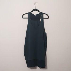 CLU Blue Dress