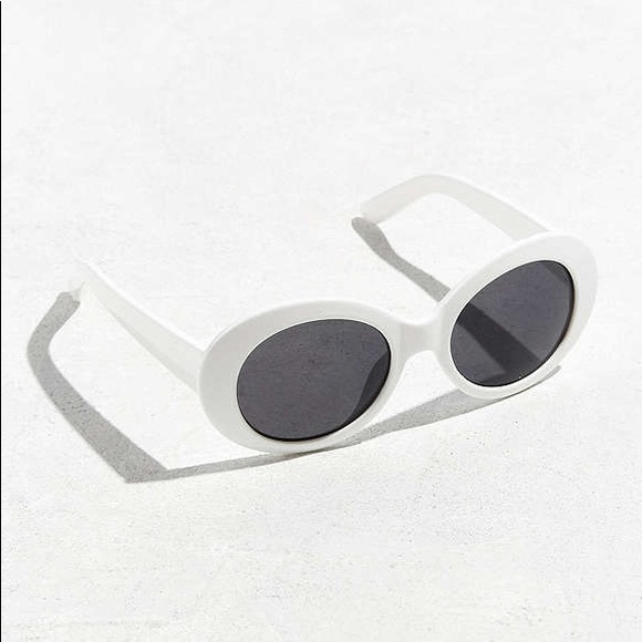 8c1abc928e Accessories - White Cobain Clout Sunglasses