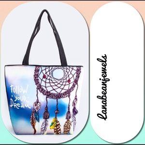 Handbags - Vibrant any day tote!