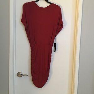 Lulu's Open Back Dress