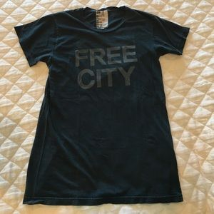 Free City tee shirt