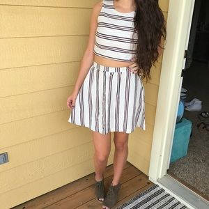 Mo:Vint anthropologie vintage style two piece